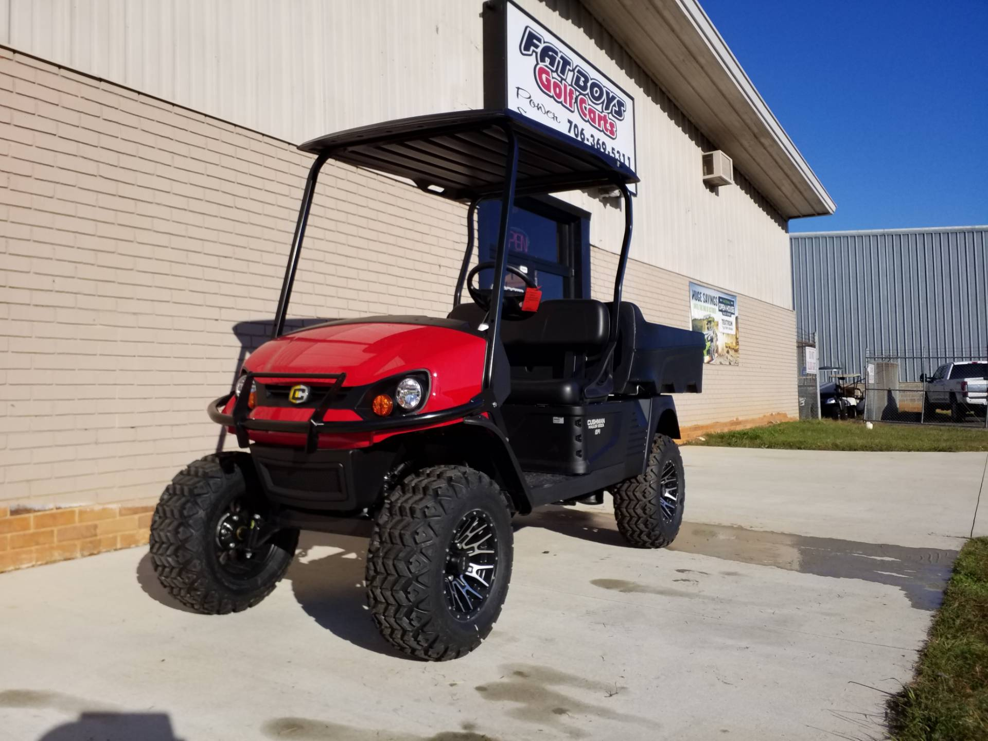 2020 Cushman Hauler 1200X Gas in Covington, Georgia - Photo 1