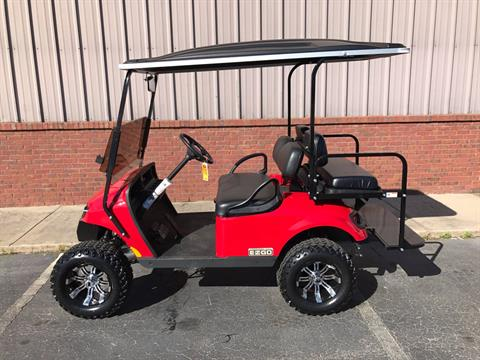 2017 E-Z-Go Golf Freedom TXT Gas in Covington, Georgia