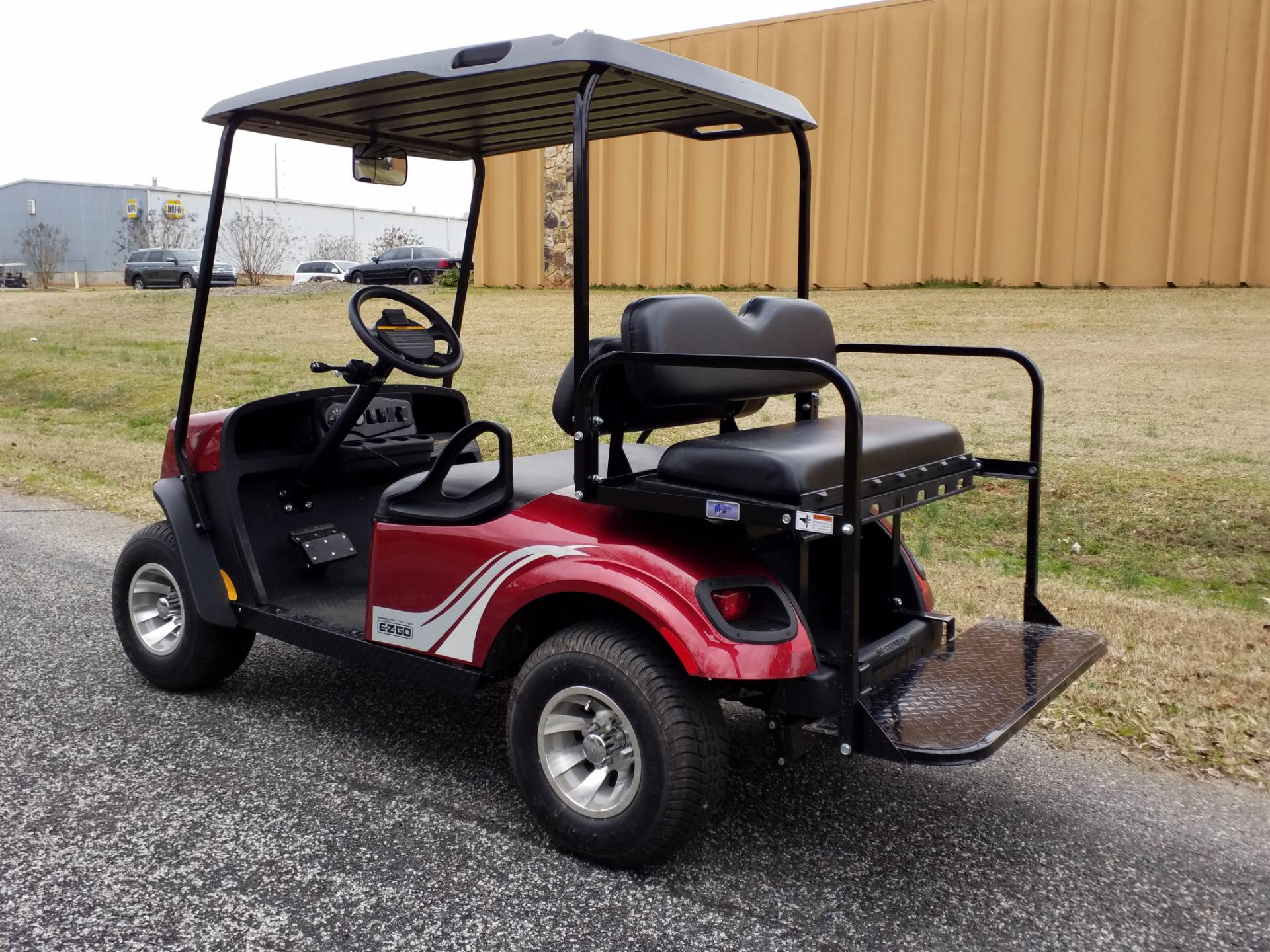 2018 E-Z-Go Freedom TXT 72 Volt in Covington, Georgia - Photo 3