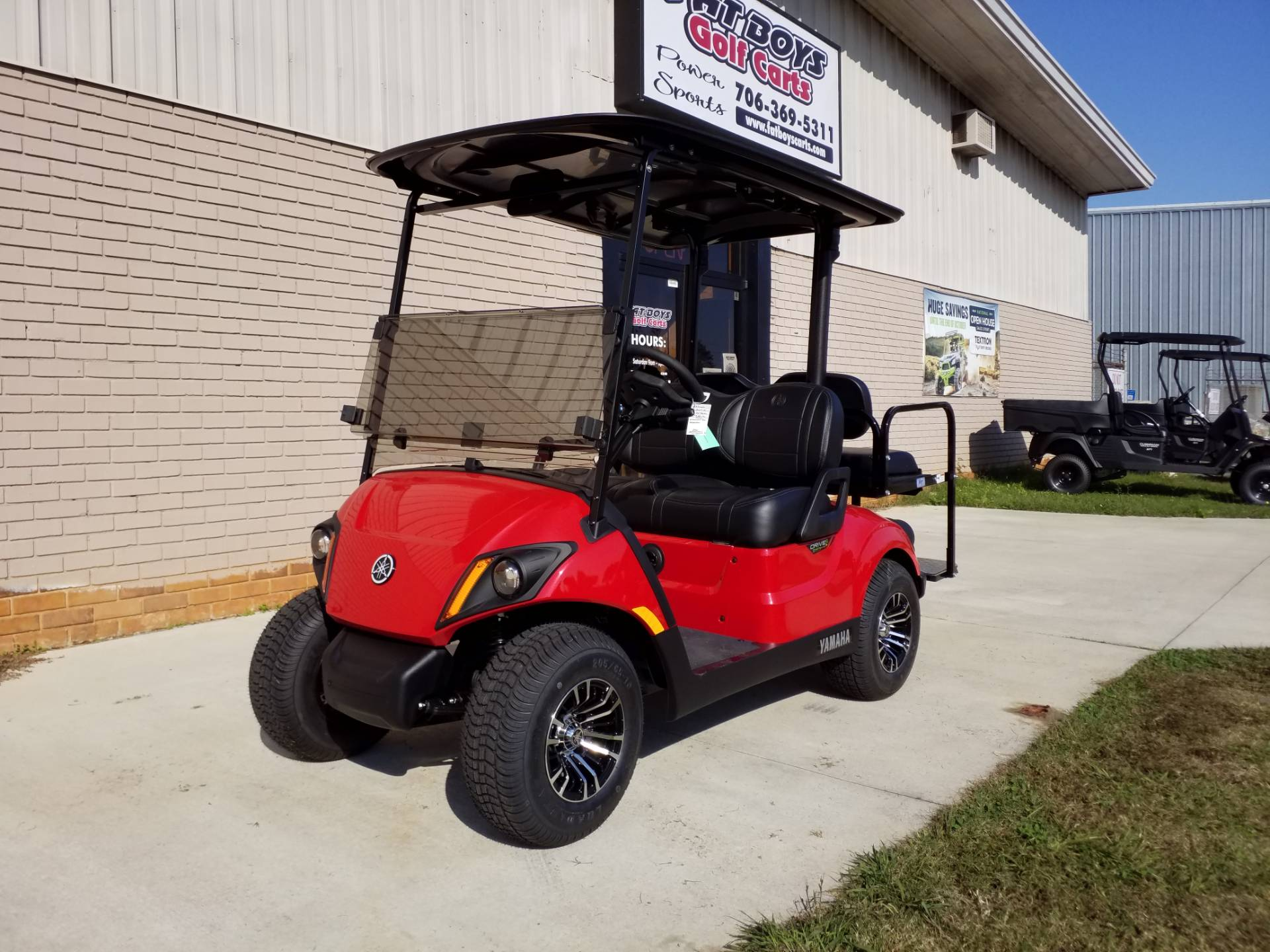 2021 Yamaha Drive2 PTV PowerTech AC in Covington, Georgia - Photo 1