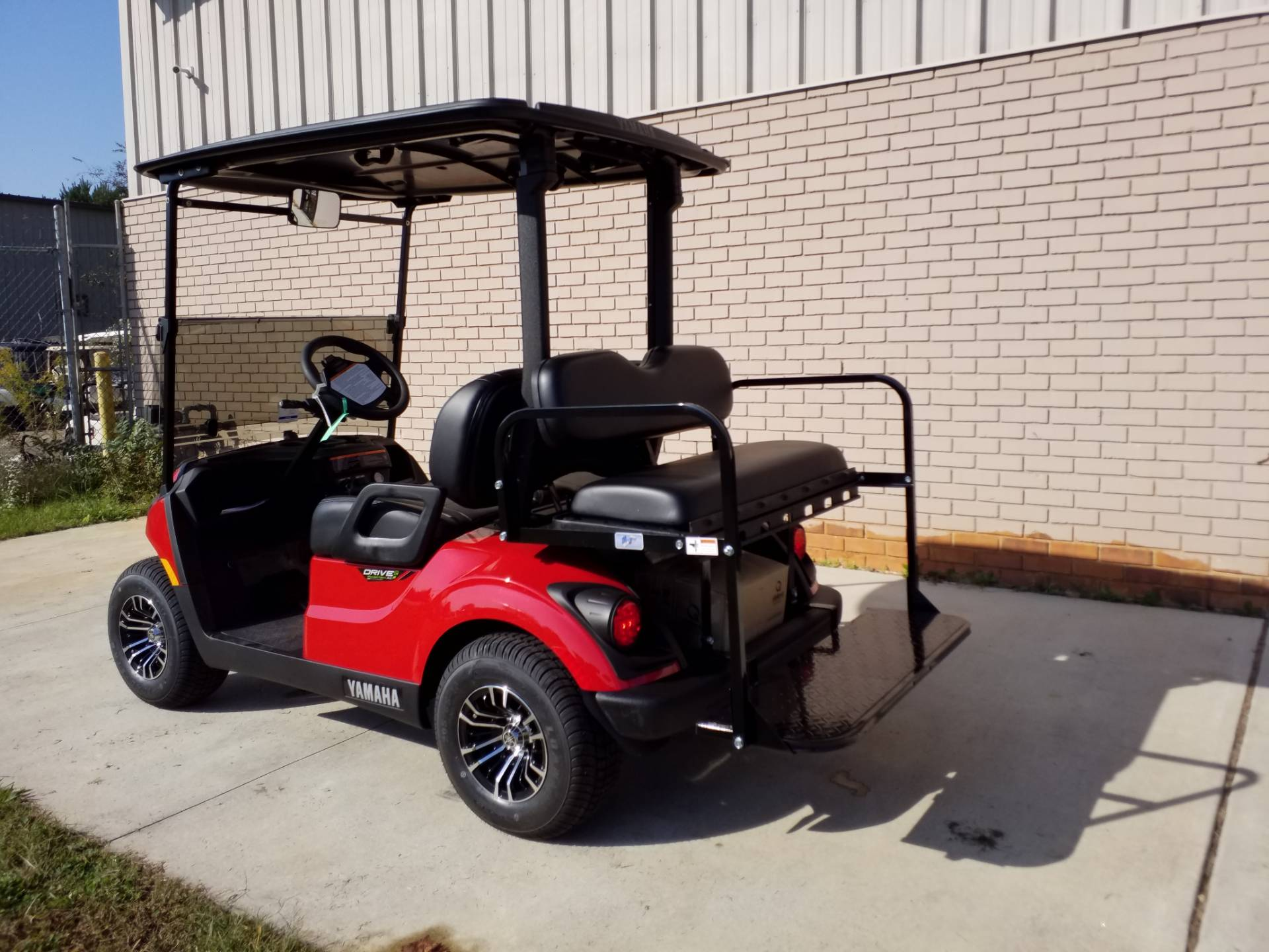 2021 Yamaha Drive2 PTV PowerTech AC in Covington, Georgia - Photo 3