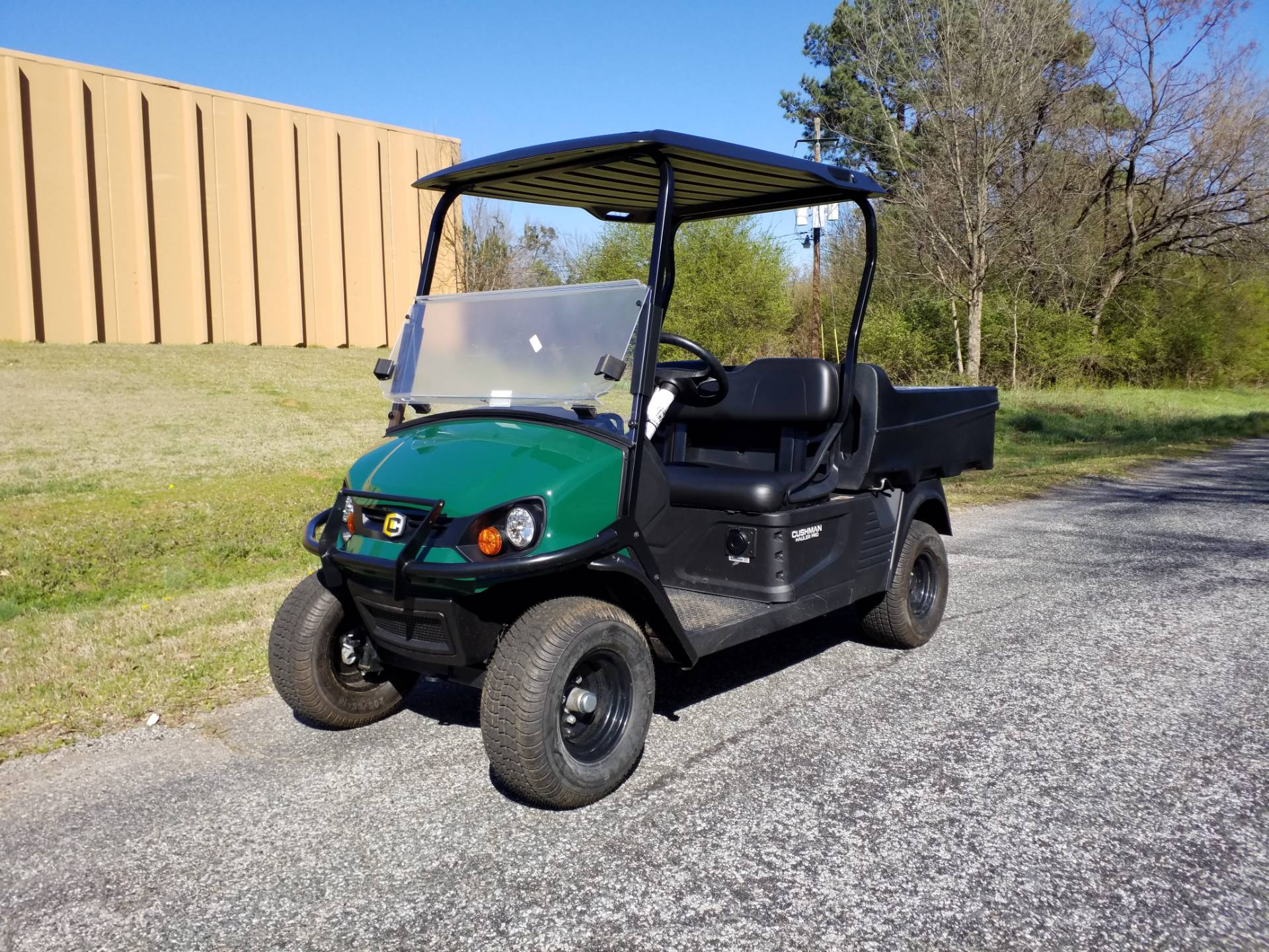 2018 Cushman Hauler Pro Electric in Covington, Georgia - Photo 1