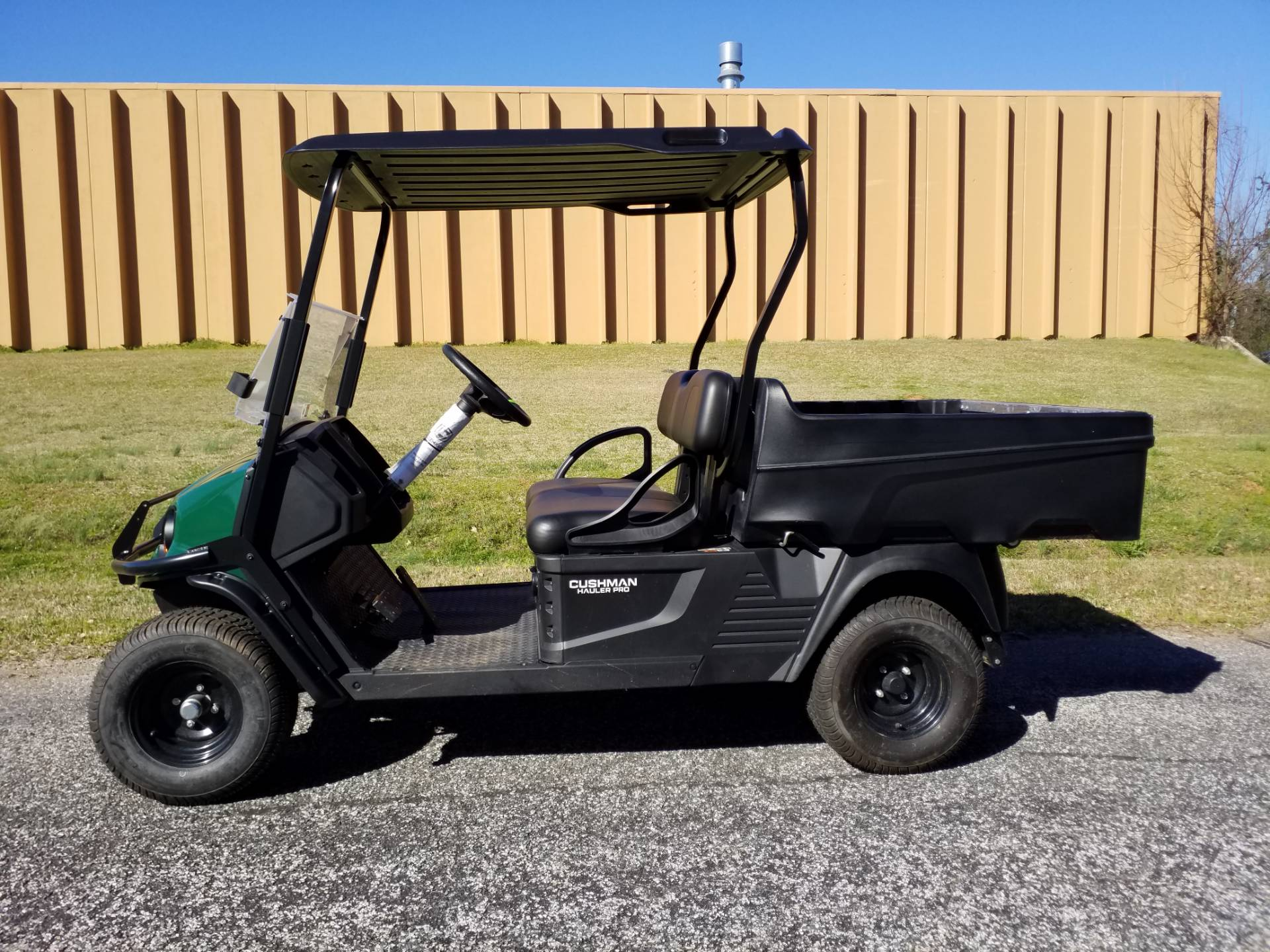 2018 Cushman Hauler Pro Electric in Covington, Georgia - Photo 2