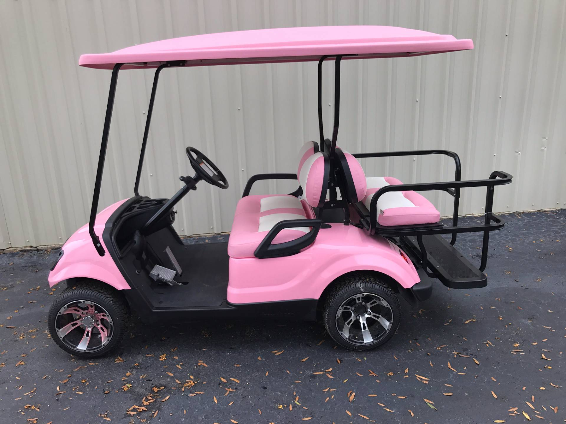 New 2016 yamaha the drive ptv electric golf carts in for Yamaha golf cart gas vs electric