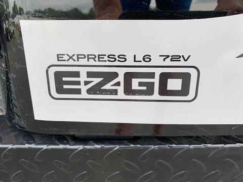 2019 E-Z-GO EXPRESS L6 - 72V ELECTRIC in Covington, Georgia - Photo 5