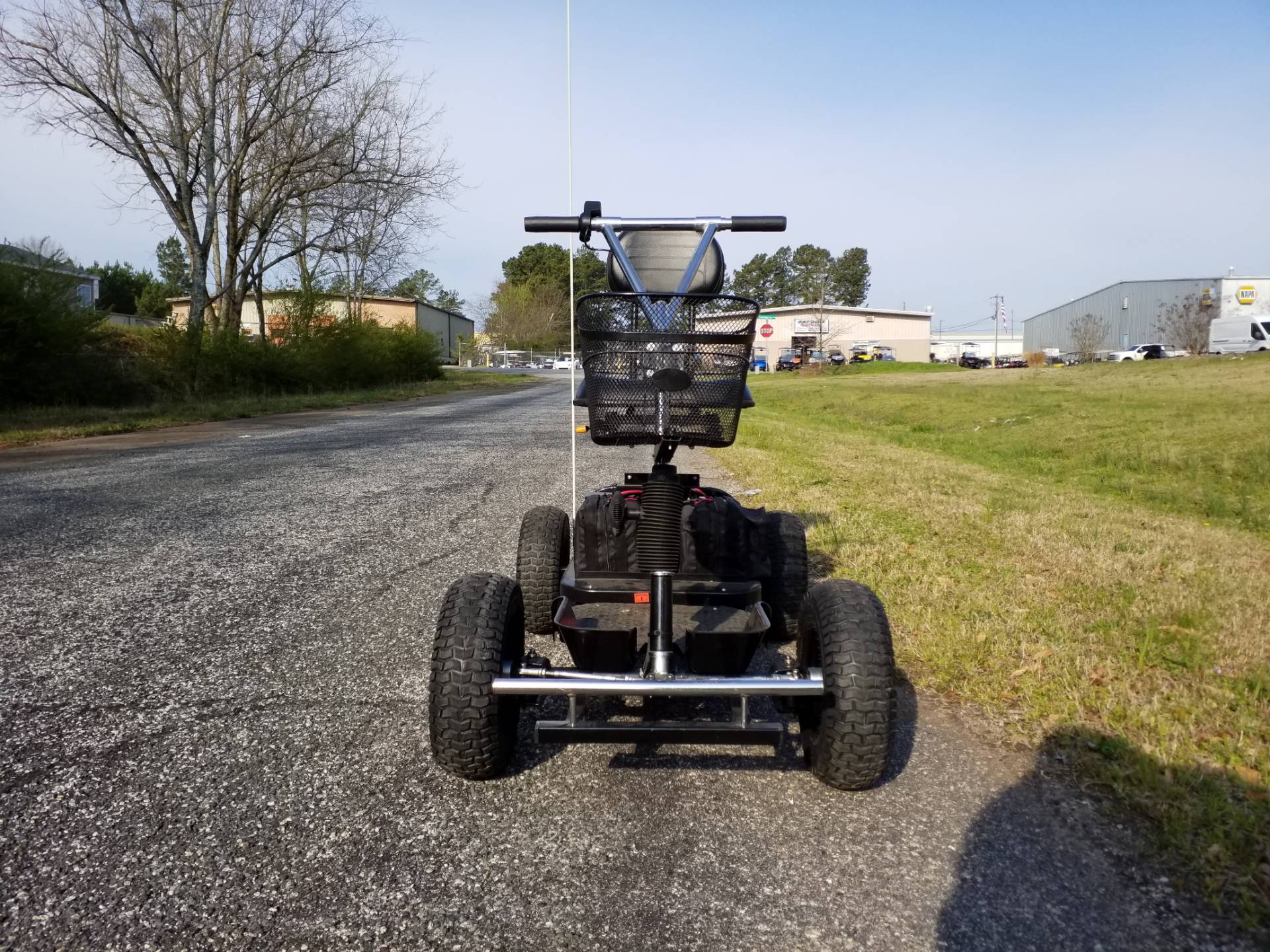 2018 BAMA SCOOTER GROUND HOG 350 in Covington, Georgia - Photo 4