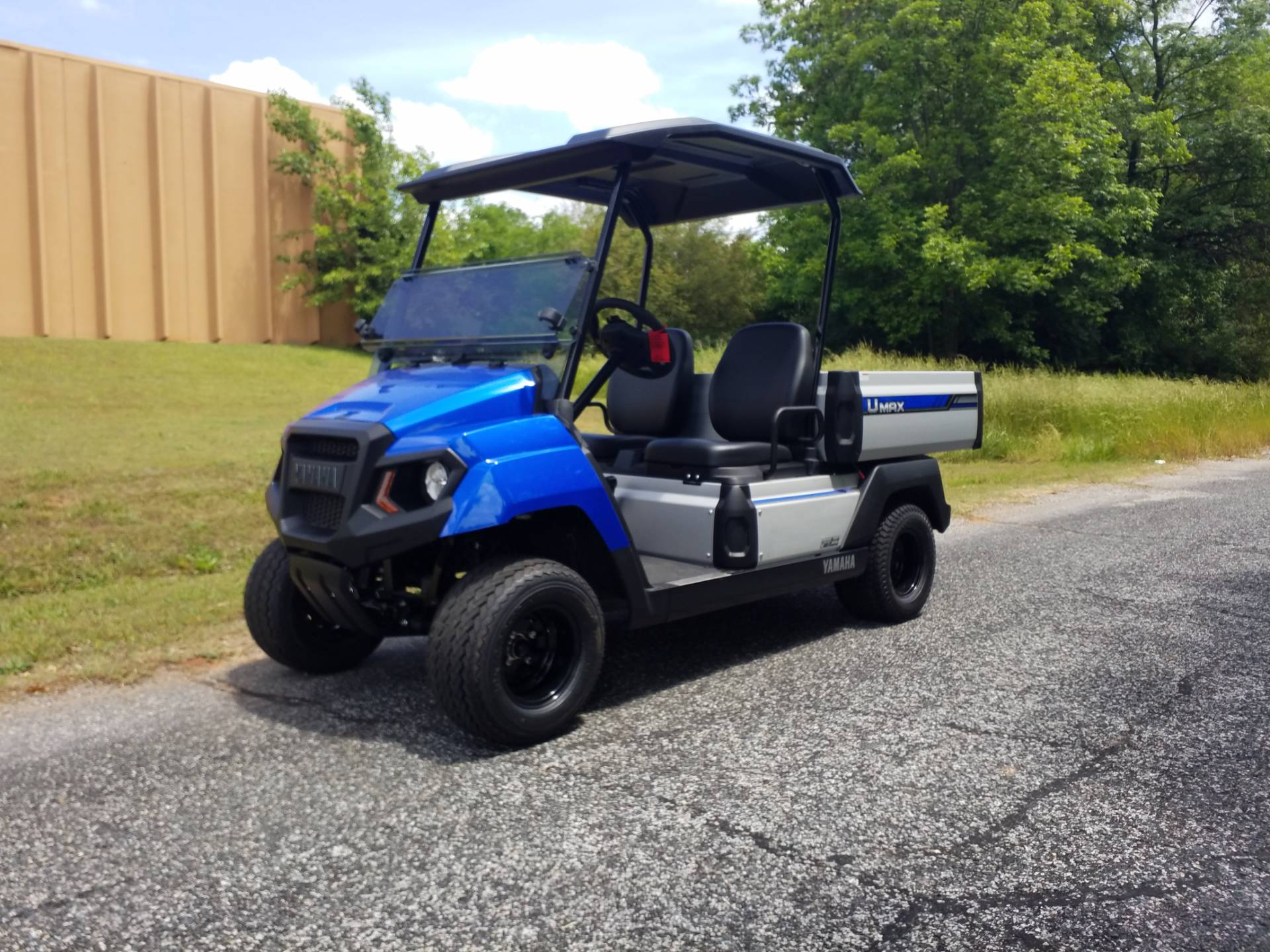2019 Yamaha Umax Two (Gas EFI) in Covington, Georgia - Photo 1