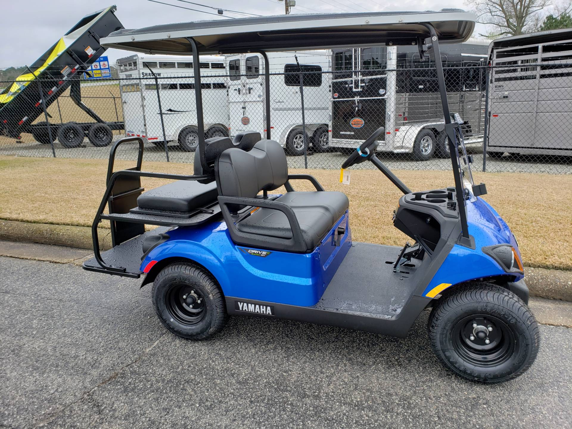 2019 Yamaha DRIVE 2 in Covington, Georgia - Photo 1