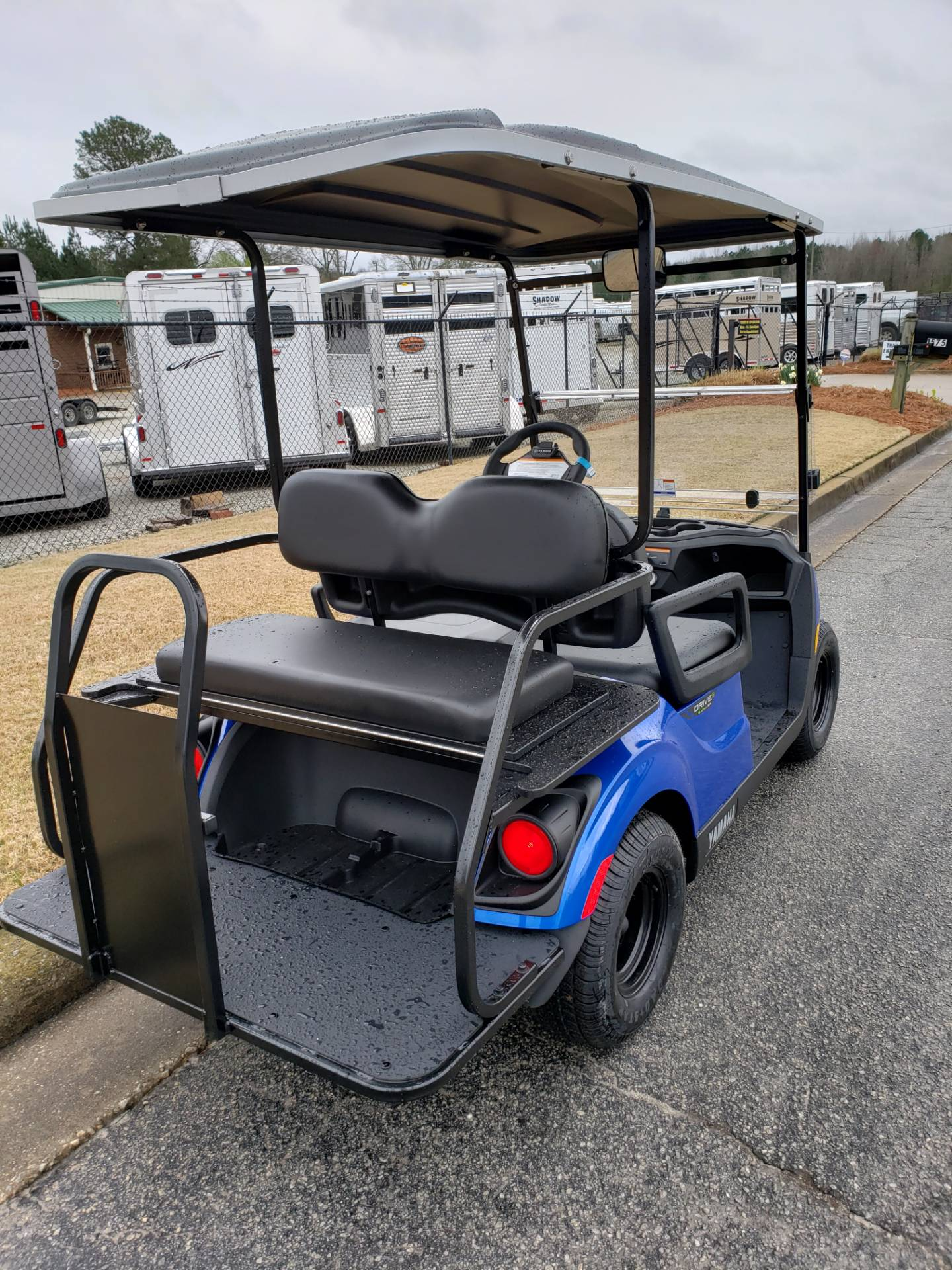 2019 Yamaha DRIVE 2 in Covington, Georgia - Photo 3