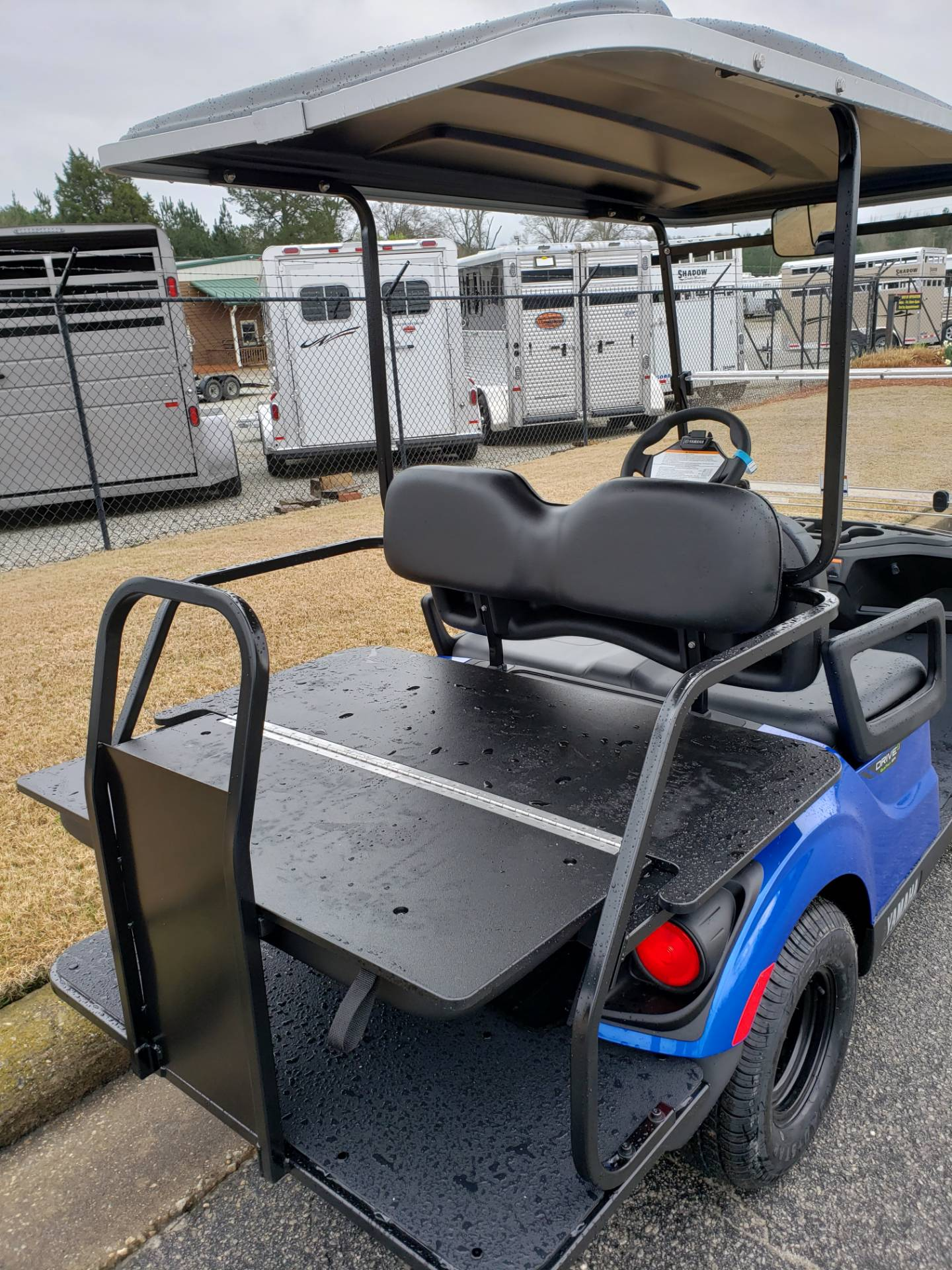2019 Yamaha DRIVE 2 in Covington, Georgia - Photo 4