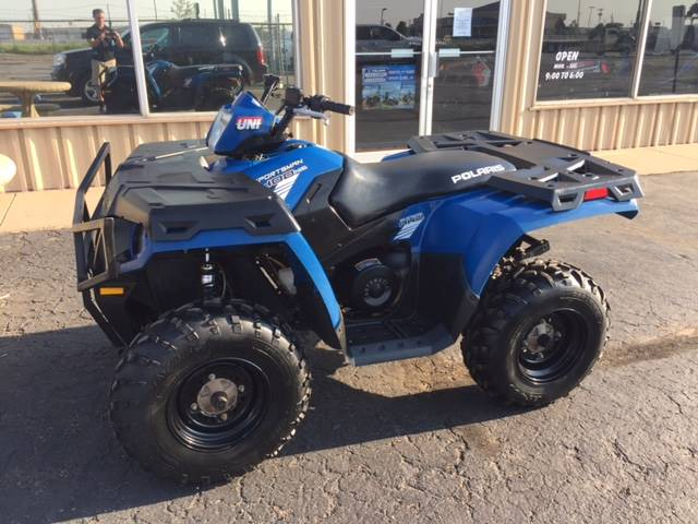 2014 Polaris Sportsman® 400 H.O. in Amarillo, Texas