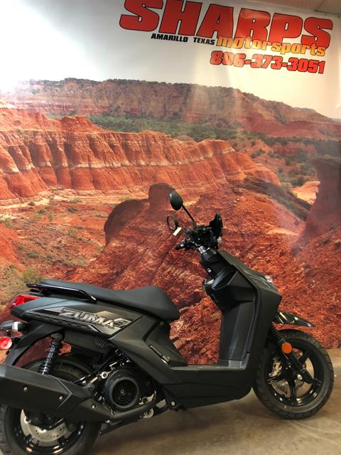 2021 Yamaha Zuma 125 in Amarillo, Texas - Photo 1