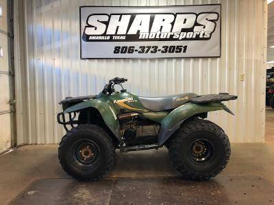 1999 Kawasaki Prairie 300 4X4 in Amarillo, Texas - Photo 1