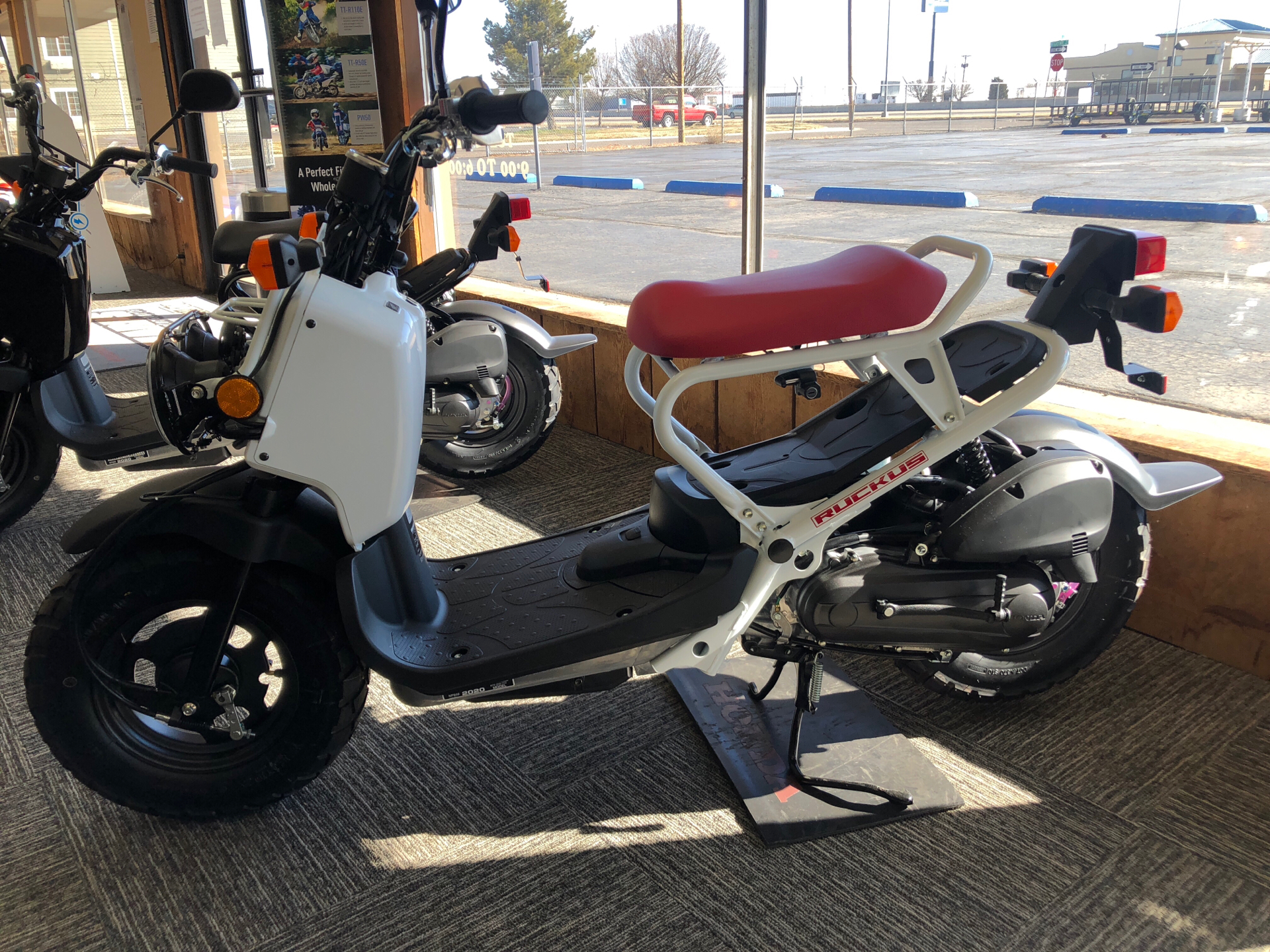 2020 Honda Ruckus in Amarillo, Texas - Photo 1