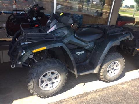 2007 Can-Am Outlander™ 650 H.O. EFI in Amarillo, Texas