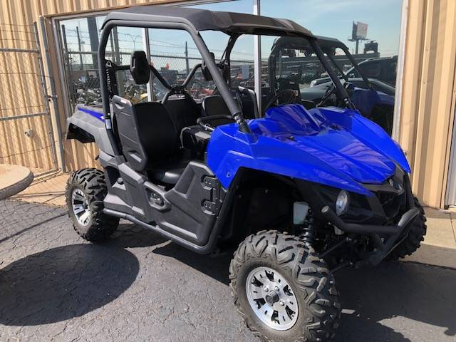 2017 Yamaha Wolverine EPS in Amarillo, Texas