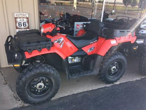 2010 Polaris Sportsman® 550 X2 in Amarillo, Texas