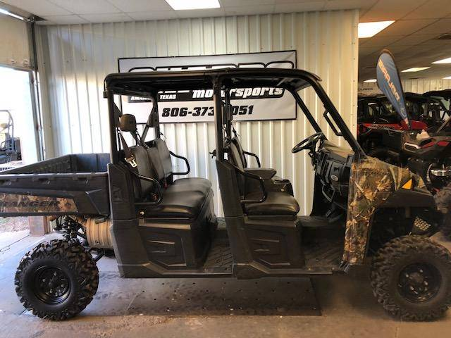 2014 Polaris Ranger Crew® 900 EPS in Amarillo, Texas - Photo 1