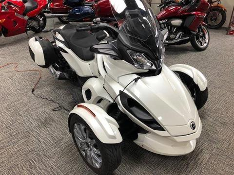 2013 Can-Am Spyder® ST Limited in Amarillo, Texas