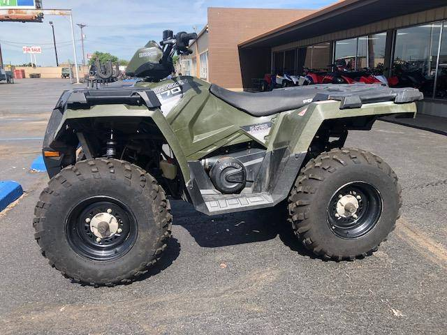 2016 Polaris Sportsman 570 Eps In Amarillo Texas Photo 1