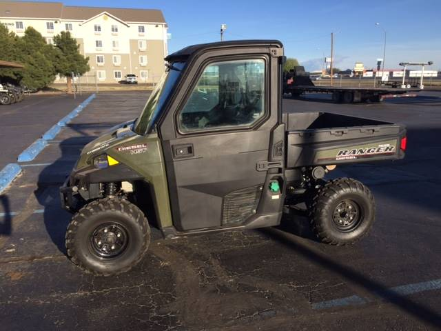 2014 Polaris Ranger® Diesel HST Deluxe LE in Amarillo, Texas