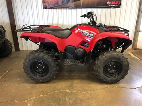 2014 Yamaha Grizzly 700 FI Auto. 4x4 EPS in Amarillo, Texas