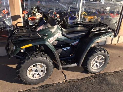2007 Can-Am Outlander 650 XT in Amarillo, Texas