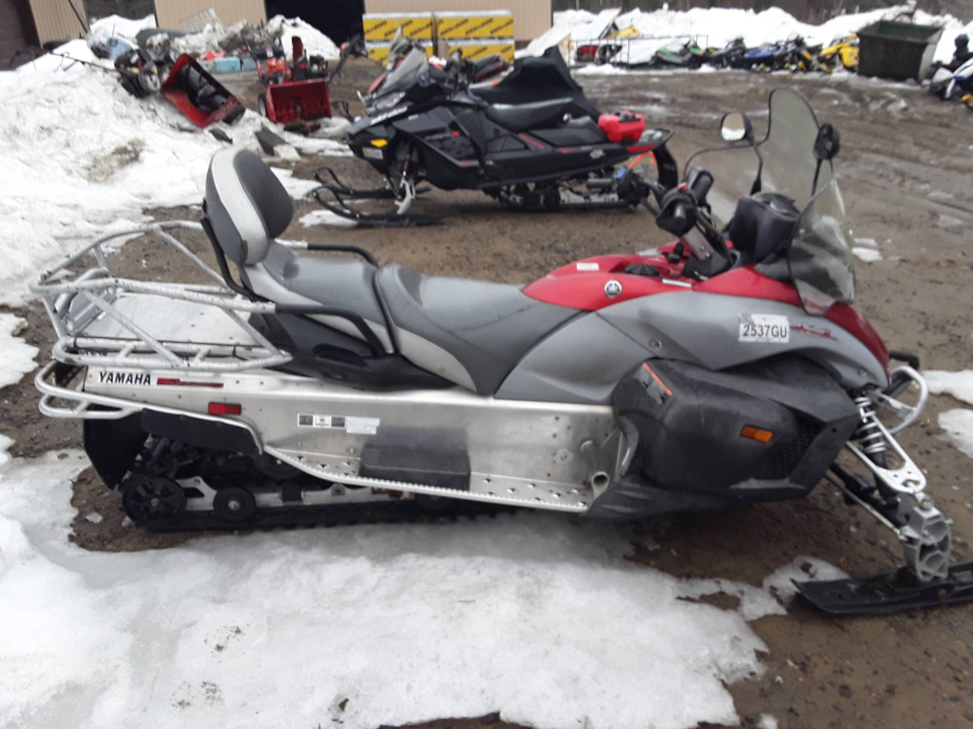 2009 Yamaha Venture Lite in Speculator, New York - Photo 2