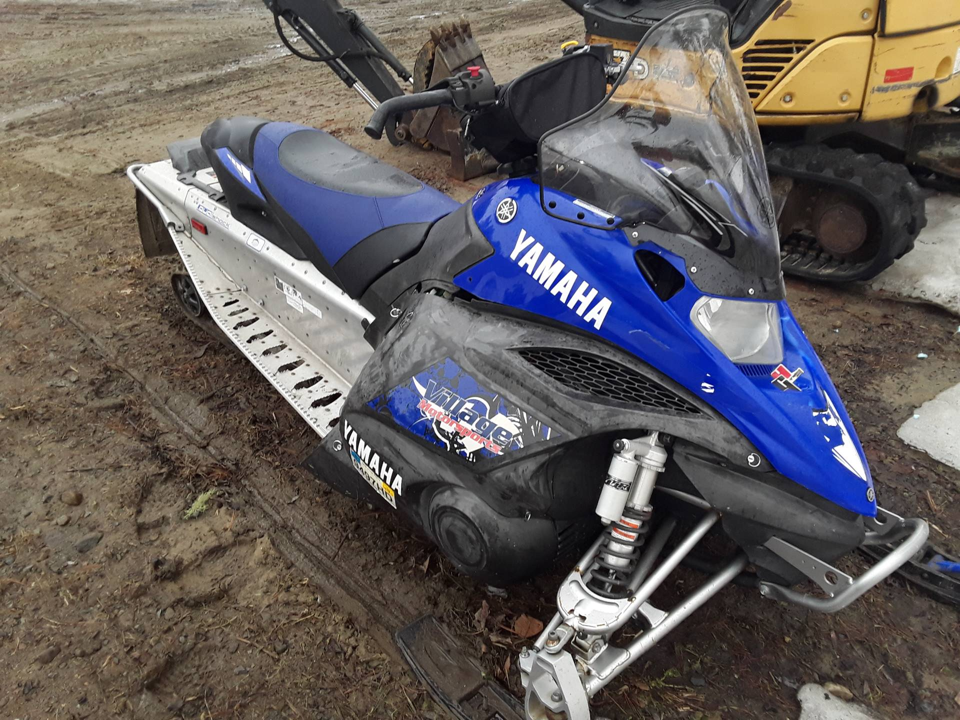 2009 Yamaha FX Nytro XTX in Speculator, New York - Photo 2