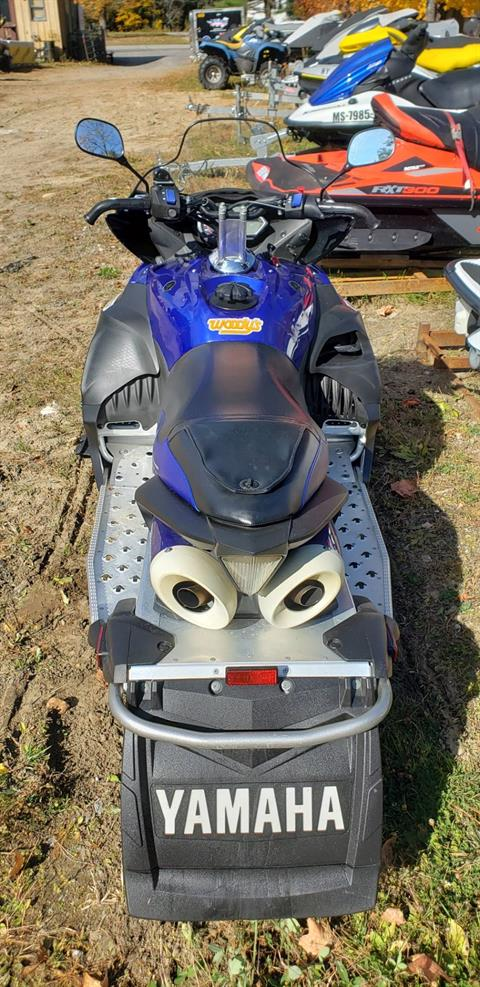 2014 Yamaha Apex® SE in Speculator, New York - Photo 2