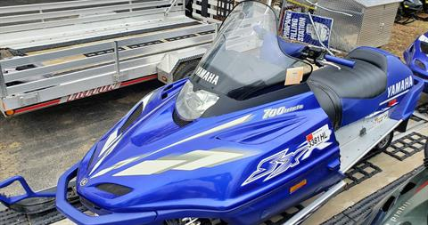 2001 Yamaha SX 700R in Speculator, New York - Photo 2