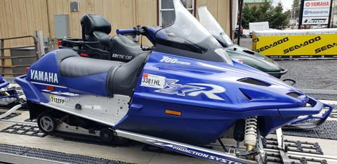 2001 Yamaha SX 700R in Speculator, New York - Photo 1