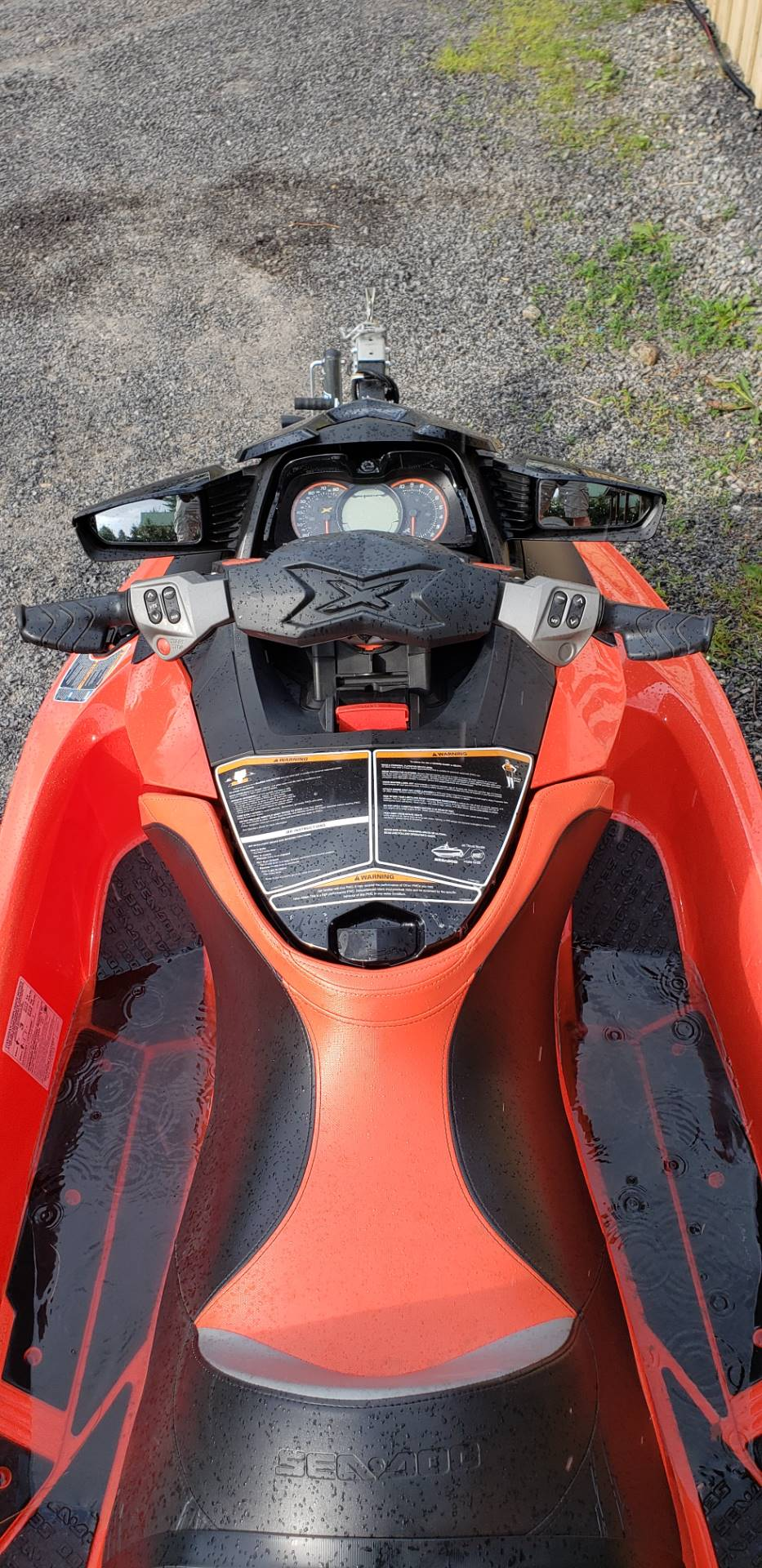 2016 Sea-Doo RXT-X 300 in Speculator, New York - Photo 4