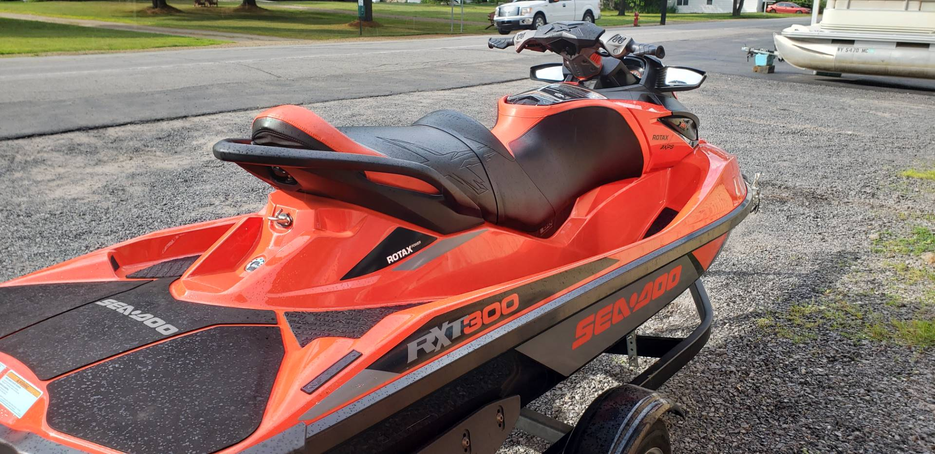 2016 Sea-Doo RXT-X 300 in Speculator, New York - Photo 3