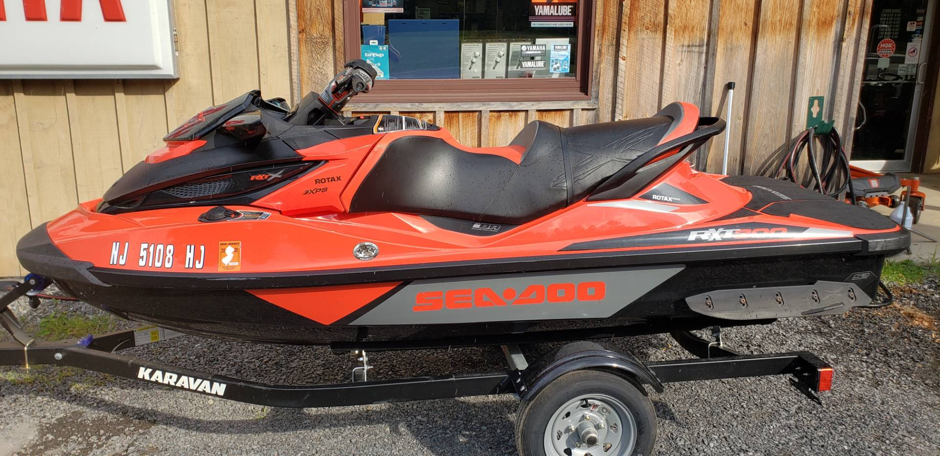 2016 Sea-Doo RXT-X 300 in Speculator, New York