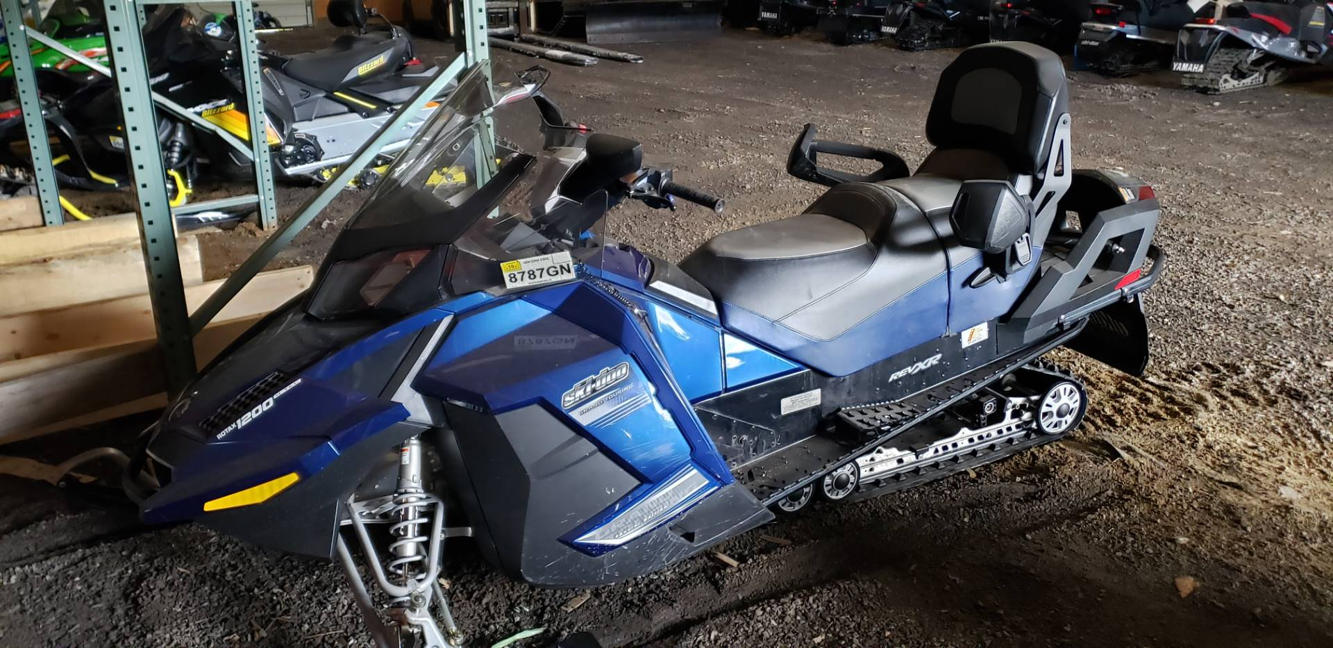 2011 Ski-Doo Grand Touring LE 4-TEC 1200 in Speculator, New York - Photo 1
