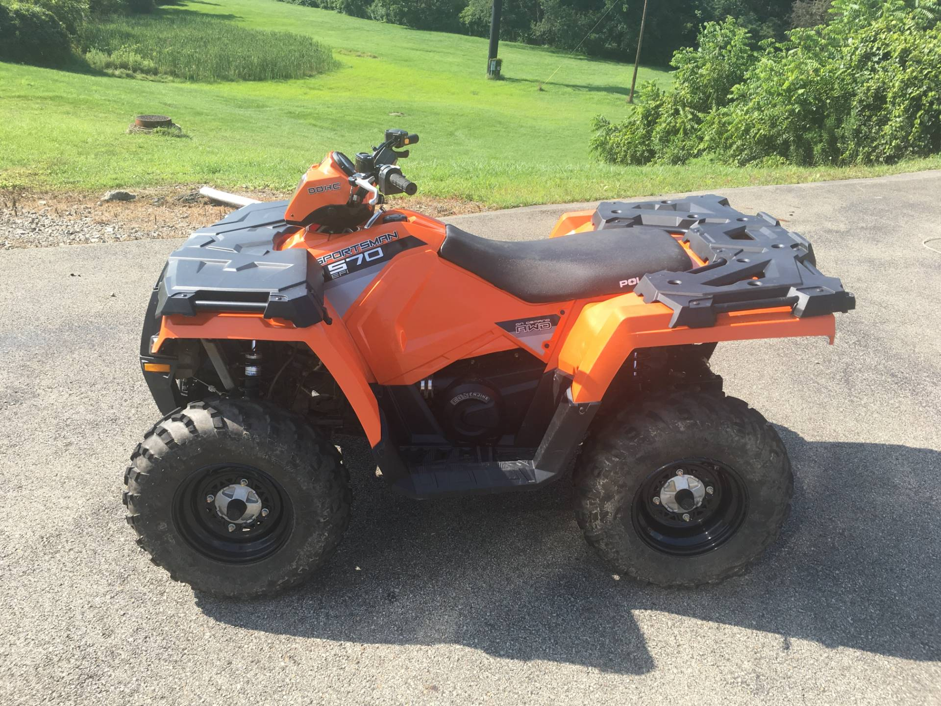 2016 Polaris Sportsman 570 EPS in Smock, Pennsylvania - Photo 1