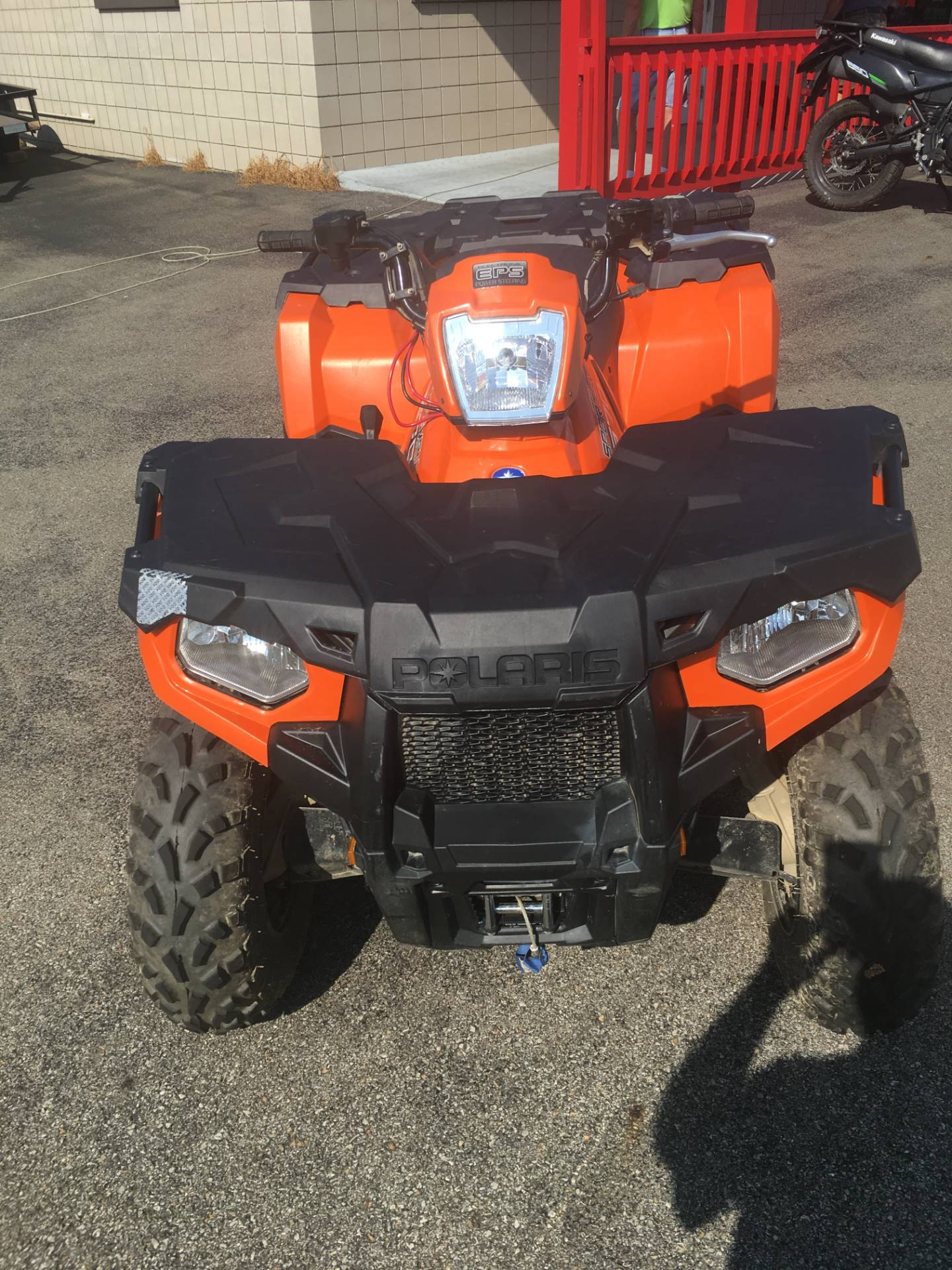 2016 Polaris Sportsman 570 EPS in Smock, Pennsylvania - Photo 2