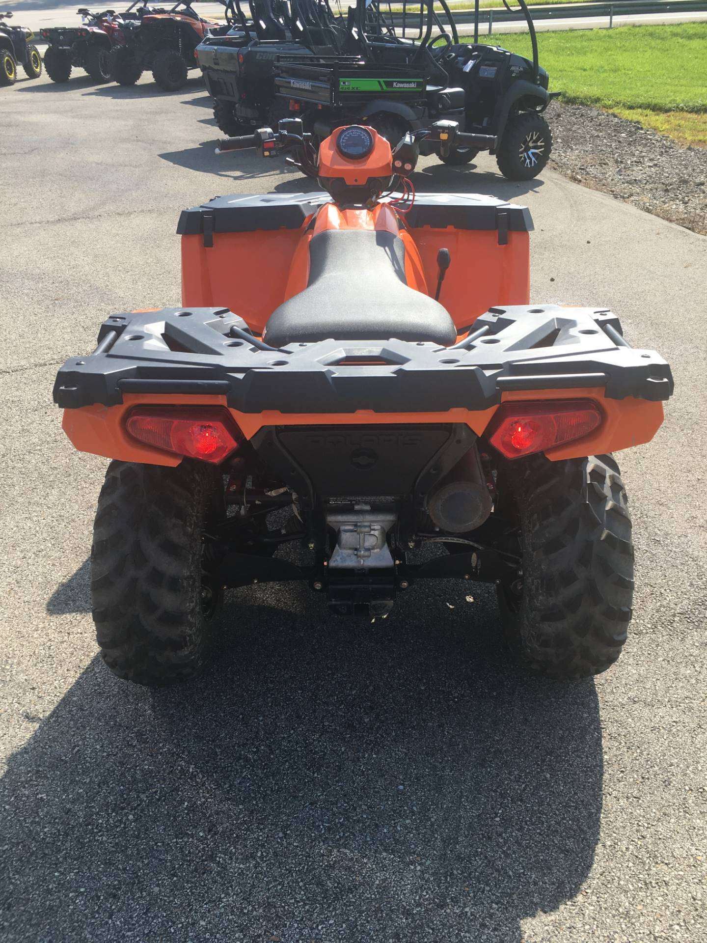 2016 Polaris Sportsman 570 EPS in Smock, Pennsylvania - Photo 4