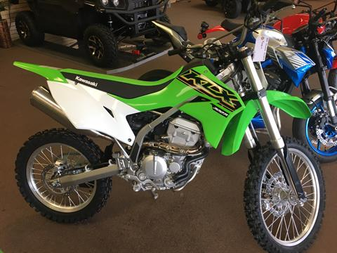 2021 Kawasaki KLX 300R in Smock, Pennsylvania - Photo 1