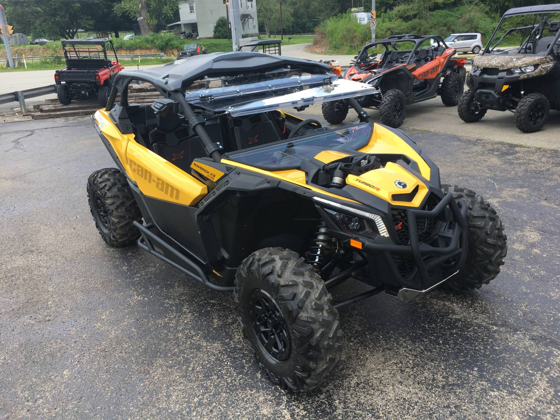 2017 Can-Am Maverick X3 X ds Turbo R in Smock, Pennsylvania - Photo 3