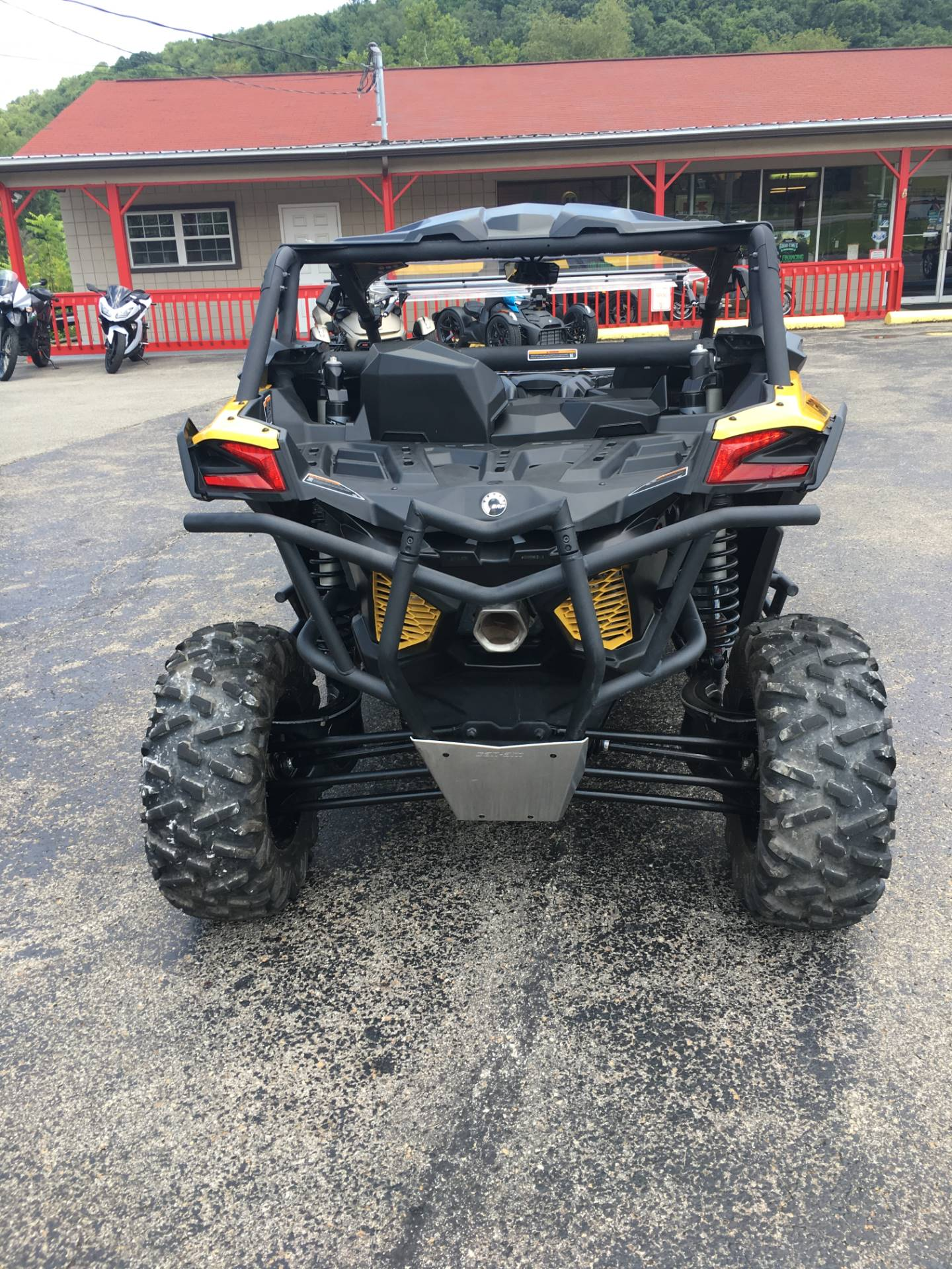 2017 Can-Am Maverick X3 X ds Turbo R in Smock, Pennsylvania - Photo 5