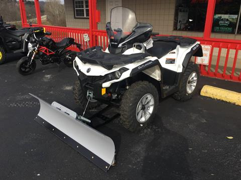 2018 Can-Am Outlander North Edition 650 in Smock, Pennsylvania - Photo 1
