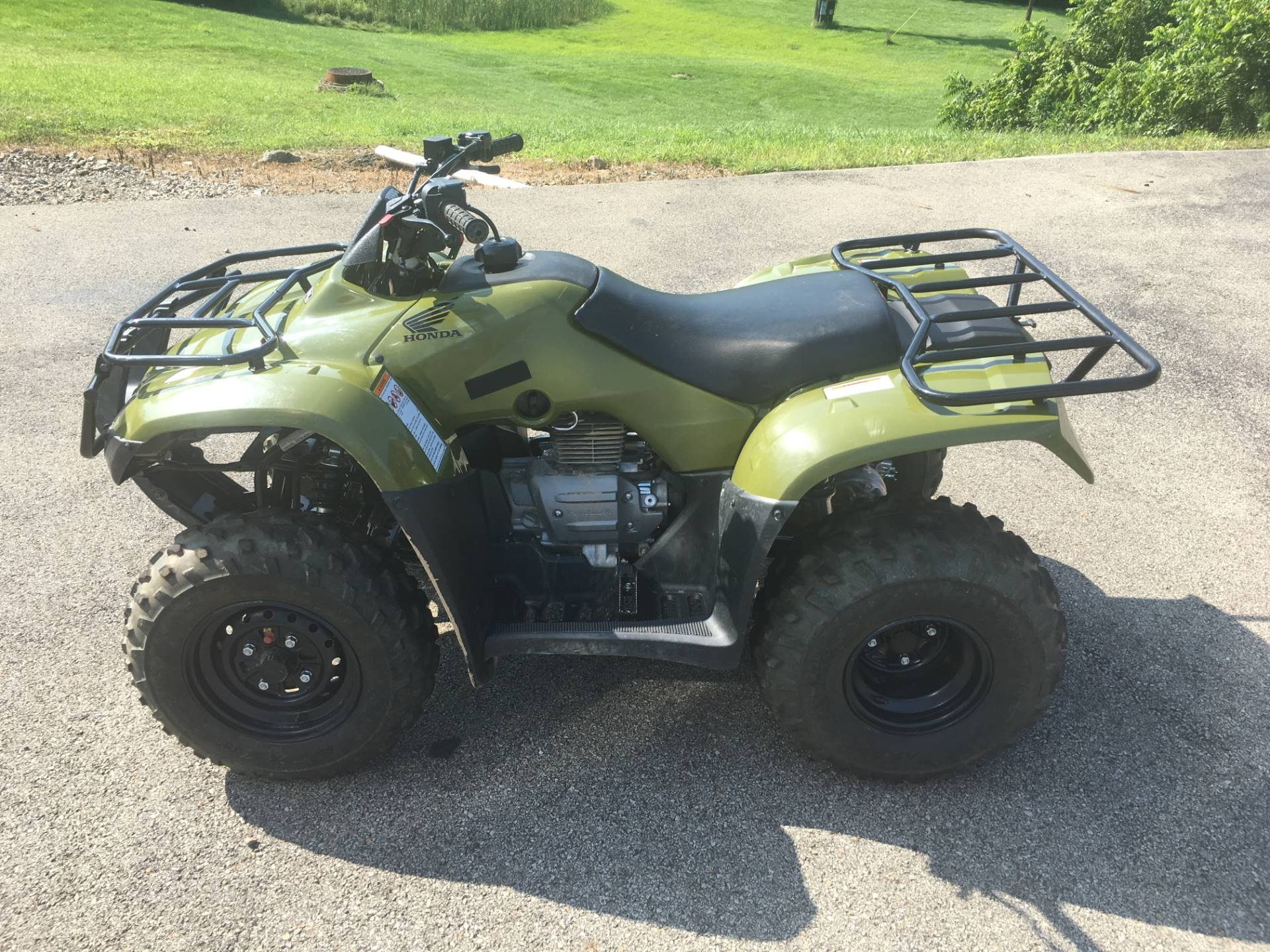 2016 Honda FourTrax Recon ES in Smock, Pennsylvania - Photo 1