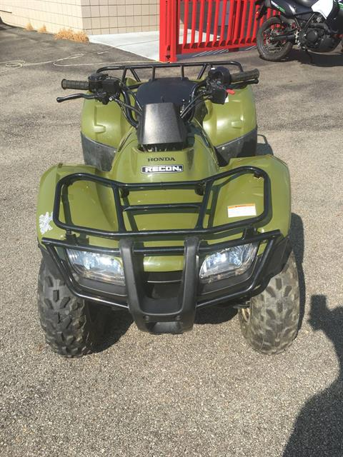 2016 Honda FourTrax Recon ES in Smock, Pennsylvania - Photo 2