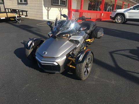 2017 Can-Am Spyder F3-S SE6 in Smock, Pennsylvania - Photo 2