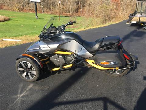 2017 Can-Am Spyder F3-S SE6 in Smock, Pennsylvania - Photo 1