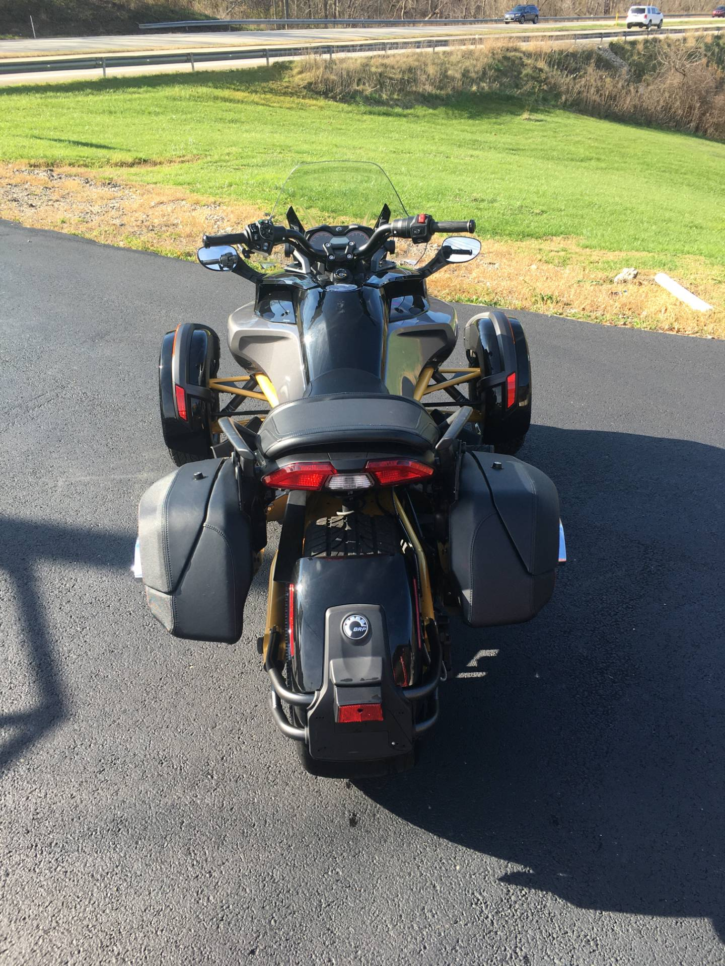 2017 Can-Am Spyder F3-S SE6 in Smock, Pennsylvania - Photo 3