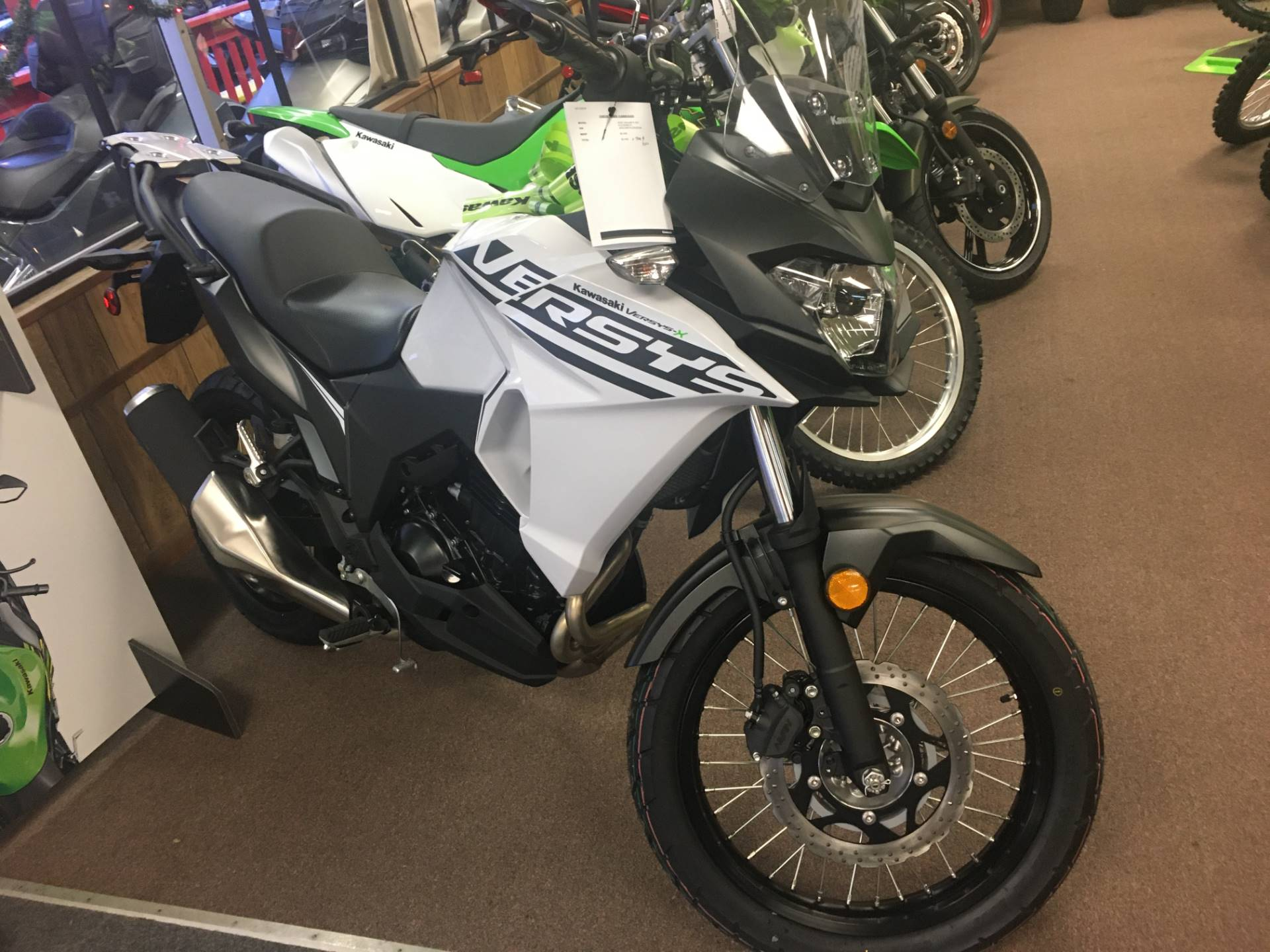 2020 Kawasaki Versys-X 300 in Smock, Pennsylvania - Photo 1