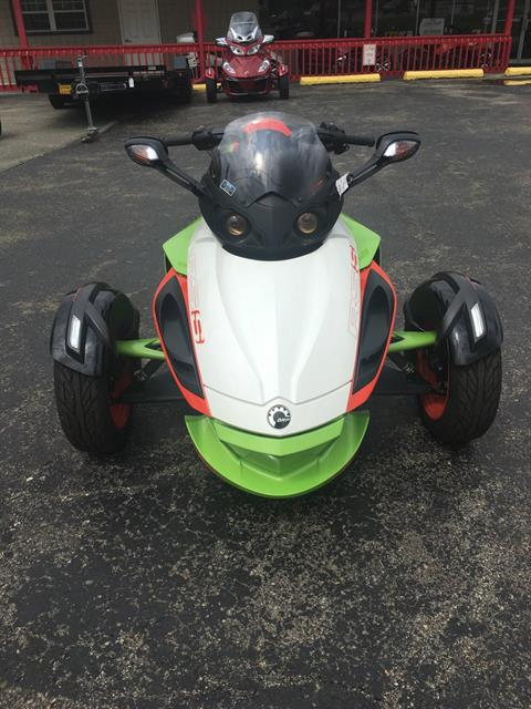 2015 Can-Am Spyder® RS-S Special Series SE5 in Smock, Pennsylvania